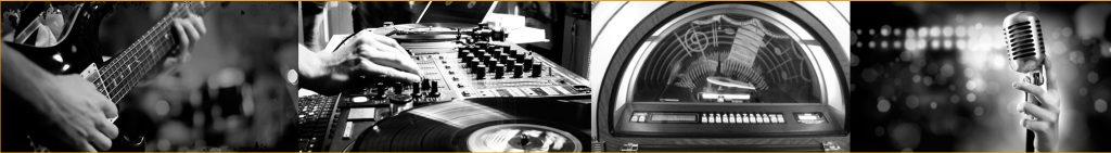 Proveedores de música autorizados